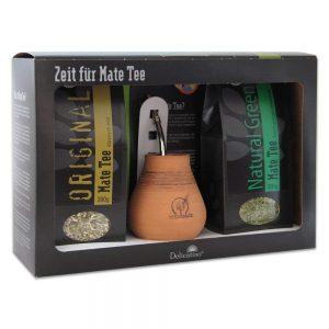 Mate Tee Set Empfehlung